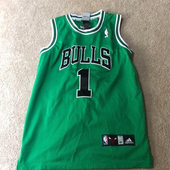 reputable site 734cd 8d7cc Chicago bulls jersey